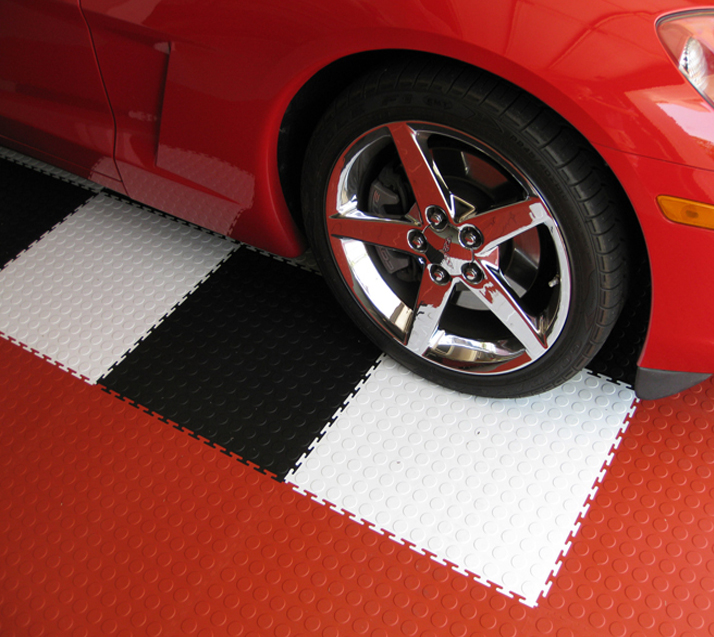 Commercial Flooring, Garage Flooring, Rubber Flooring
